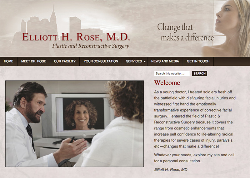 Dr. Elliott Rose